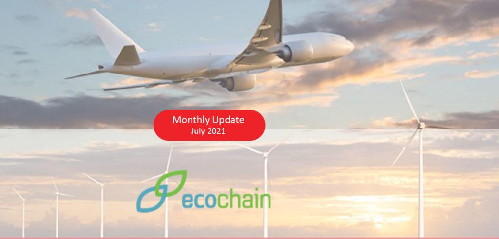 EcoChain Flash Update July 2021