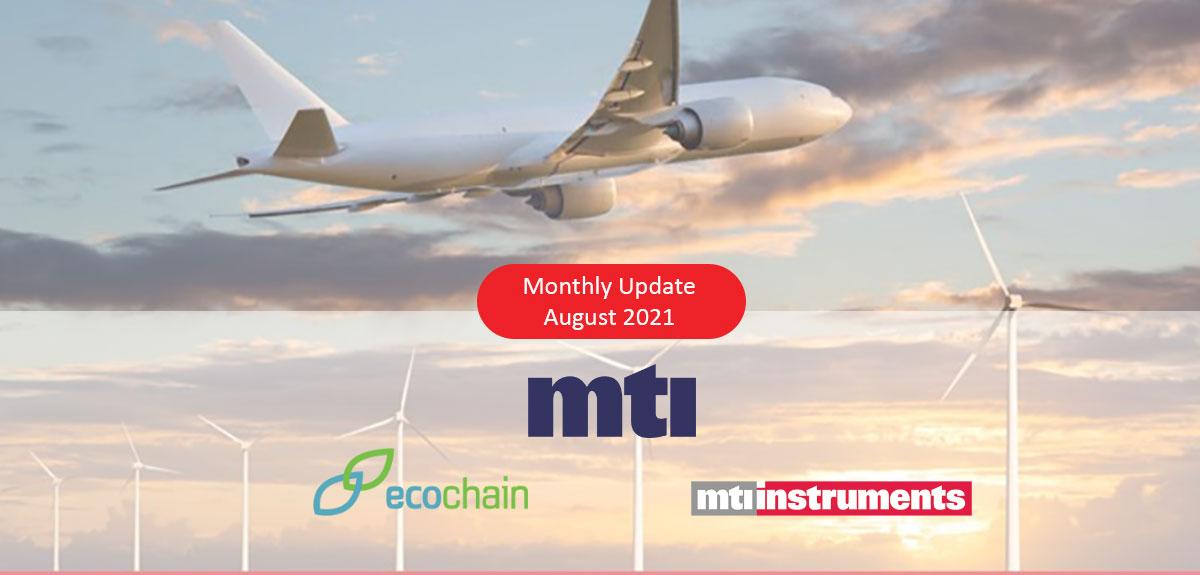 MTI Announcement presentation cover