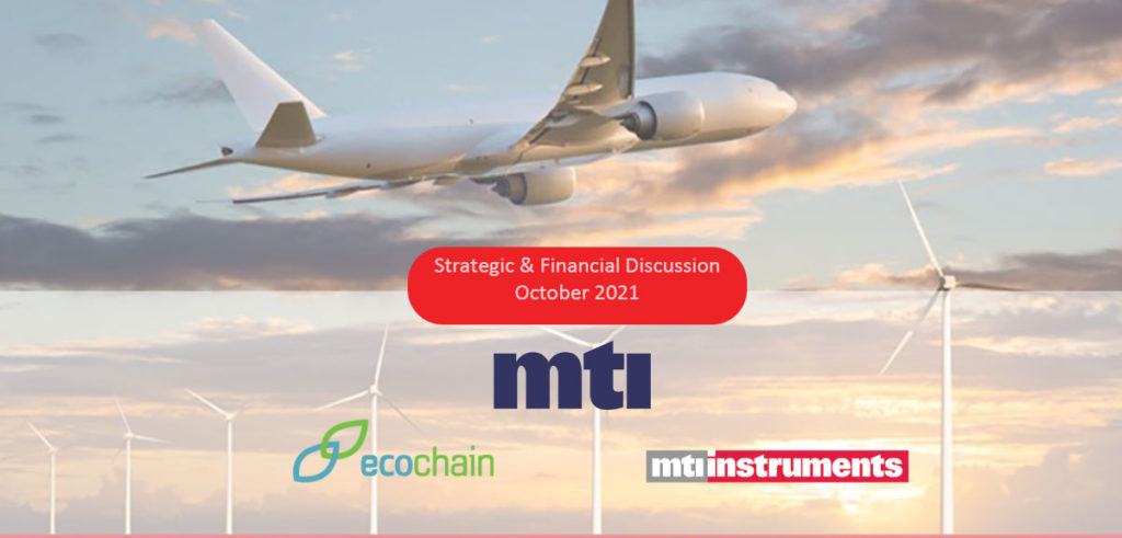 MTI Capital Investment Announcement